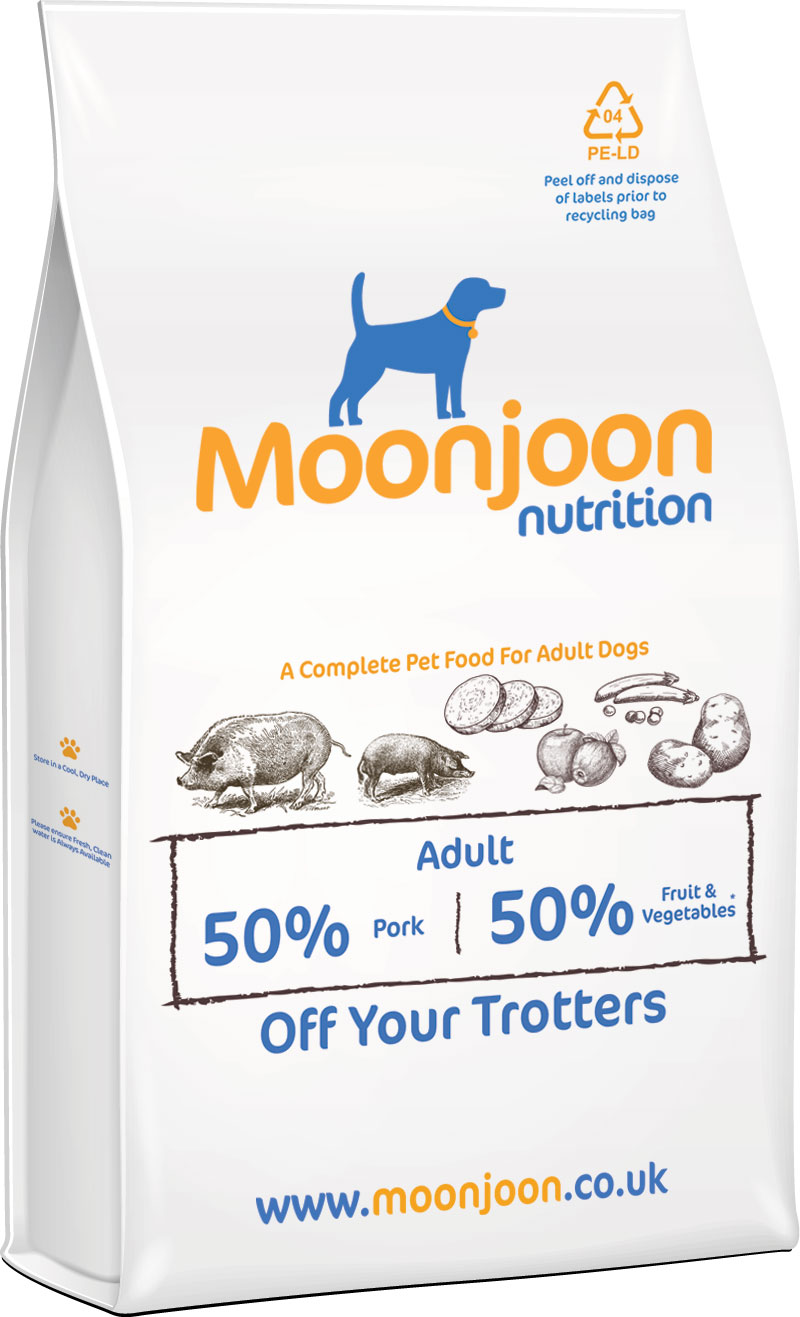 Off Your Trotters Dog Food by Moonjoon Nutrition